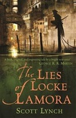 """The lies of Locke Lamora"" av Scott Lynch"