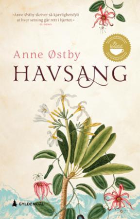 """""""Havsang - roman"""" av Anne Østby"""