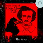 """""""The raven"""" av Edgar Allan Poe"""