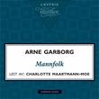 """""""Mannfolk"""" av Arne Garborg"""