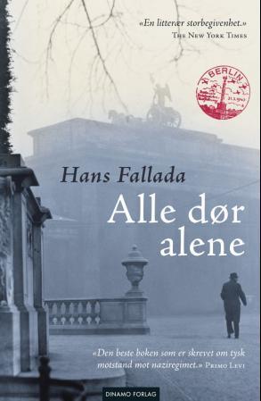 """""""Alle dør alene"""" av Hans Fallada"""