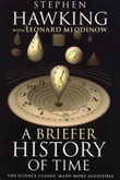 """""""A briefer history of time"""" av Stephen Hawking"""