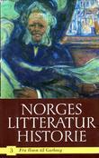 """""""Norges litteraturhistorie. Bd. 3 - fra Ibsen til Garborg"""" av Edvard Beyer"""