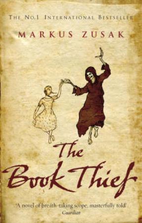 """The book thief"" av Markus Zusak"