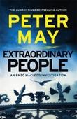 """Extraordinary people"" av Peter May"