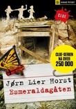 """""""Esmeraldagåten"""" av Jørn Lier Horst"""