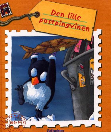 """""""Den lille postpingvinen"""" av Debi Gliori"""