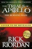 """""""The burning maze"""" av Rick Riordan"""