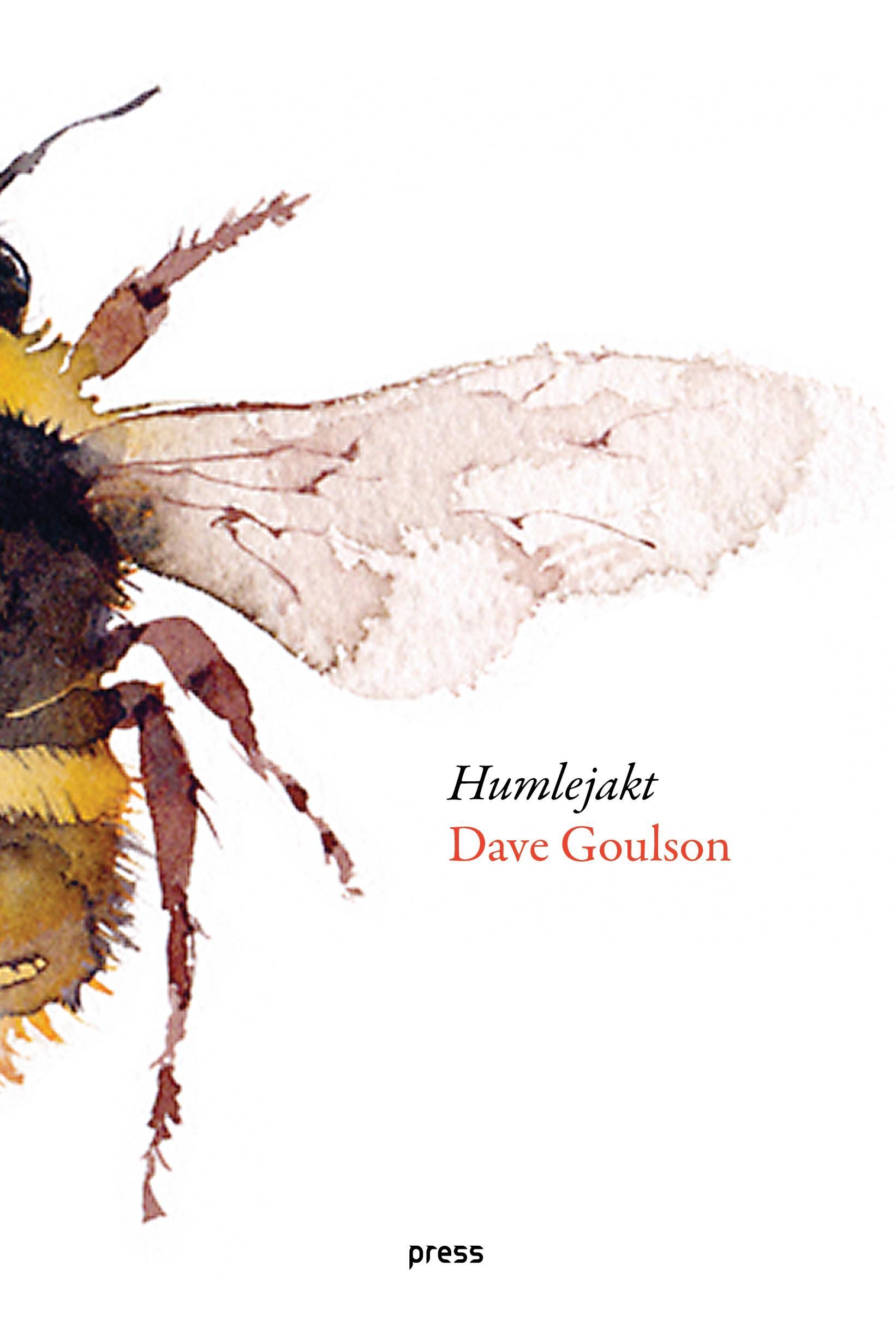 """""""Humlejakt - på leting etter sjeldne humler"""" av Dave Goulson"""
