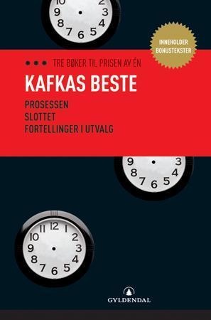"""""""Kafkas beste"""" av Franz Kafka"""