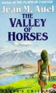 """The valley of horses - earth's children"" av Jean M. Auel"