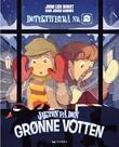 """""""Jakten på den grønne votten"""" av Jørn Lier Horst"""
