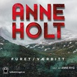 """""""Furet/værbitt - Selma Falcks andre store sak"""" av Anne Holt"""