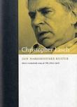 """""""Den narsissistiske kultur"""" av Christopher Lasch"""