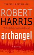 """""""Archangel"""" av Robert Harris"""