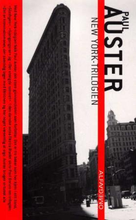 """New York-trilogien"" av Paul Auster"