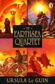 """""""The Earthsea quartet"""" av Ursula K. Le Guin"""