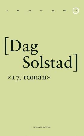 """""""17. roman"""" av Dag Solstad"""