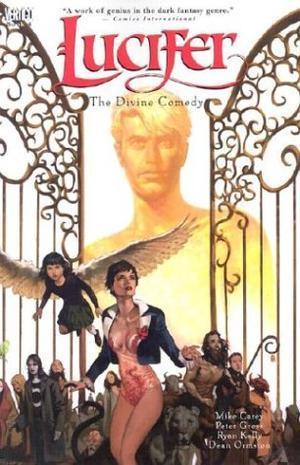 """Lucifer Vol. 4 - The Divine Comedy"" av Mike Carey"