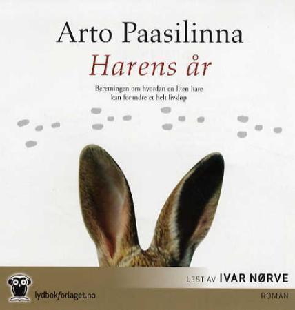 """""""Harens år"""" av Arto Paasilinna"""