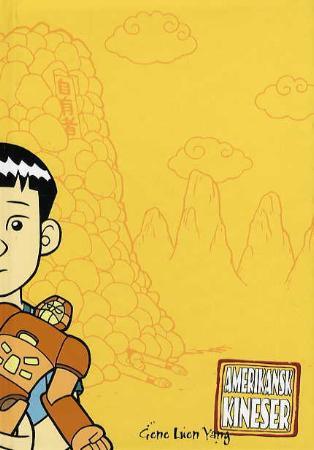 """""""Amerikansk kineser"""" av Gene Luen Yang"""