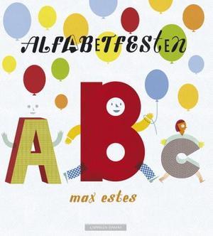 """""""Alfabetfesten"""" av Max Estes"""