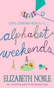 """Alphabet weekends"" av Elizabeth Noble"