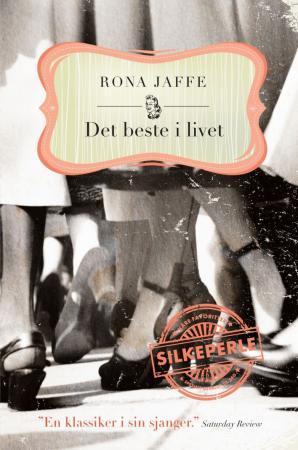 """""""Det beste i livet"""" av Rona Jaffe"""