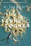 """""""Sanne løgner"""" av E. Lockhart"""