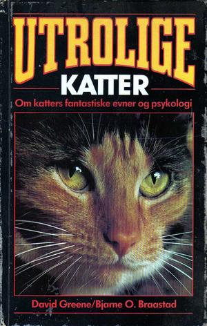 Image result for utrolige katter bok