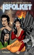 """""""Isfolket tegneserie 2 – Nattskygge"""" av Raymond Husac"""