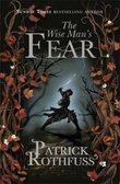 """The wise man's fear"" av Patrick Rothfuss"