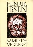 """""""Samlede verker"""" av Henrik Ibsen"""
