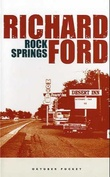"""Rock Springs - fortellinger"" av Richard Ford"