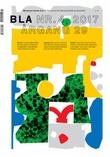 """BLA - Bokvennen litterær avis. Nr. 4 2017"" av Gabriel Michael Vosgraff Moro"