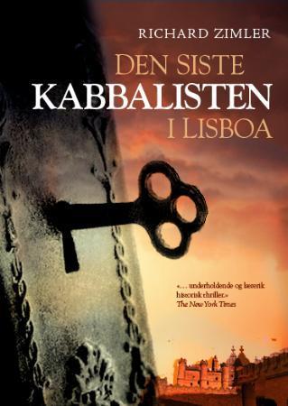 """""""Den siste kabbalisten i Lisboa"""" av Richard Zimler"""