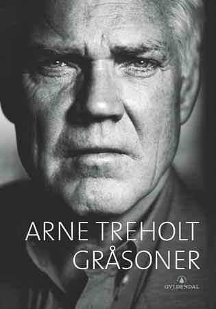 """""""Gråsoner - selvbiografi"""" av Arne Treholt"""