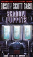 """Shadow puppets - book three of the Shadow saga"" av Orson Scott Card"