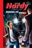 """Panikk på tivoli"" av Franklin W. Dixon"