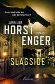 """""""Slagside"""" av Jørn Lier Horst"""
