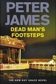 """""""Dead man's footsteps"""" av Peter James"""