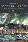 """""""A History of Modern Europe - From the Renaissance to the Present v. 1"""" av John M. Merriman"""