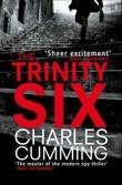 """The trinity six"" av Charles Cumming"