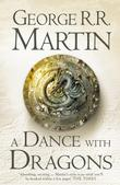 """A dance with dragons book five of A song of ice and fire"" av George R.R. Martin"