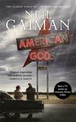 """""""American gods"""" av Neil Gaiman"""