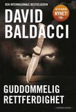 """""""Guddommelig rettferdighet"""" av David Baldacci"""