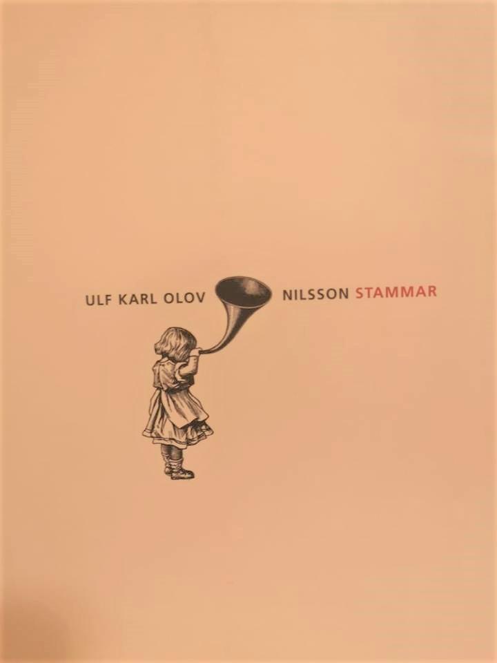 """""""Stammar"""" av Ulf Karl Olov Nilsson"""