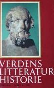 """""""Verdens litteraturhistorie. Bd. 1 oldtiden (inntil år 500)"""" av Edvard Beyer"""