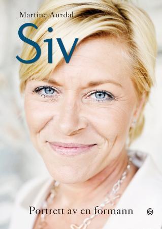 """""""Siv - portrett av en formann"""" av Martine Aurdal"""