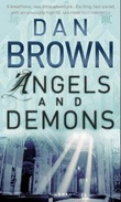"""Angels and demons"" av Dan Brown"
